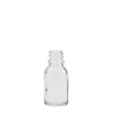 1/2oz Clear McCartney Vial Unfitted (18mm)