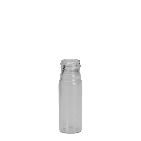 4ml Clear Vial Unfitted (13mm)