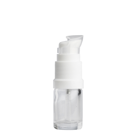 5ml Clear Drip Btl & 18mm White Lotion (Germany)