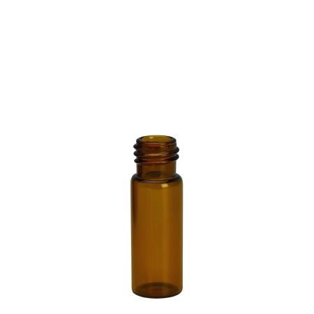 4ml Amber Vial Unfitted (13mm)