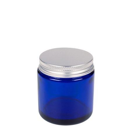 100g Blue Cos Pot & 58mm Alum Wad Cap