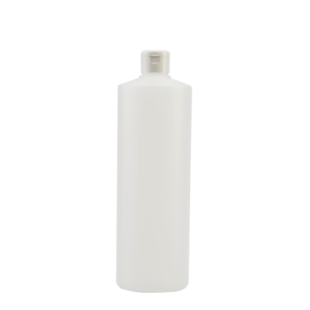 1 Litre Natural Flexicon Btl & 28mm White Flip Top