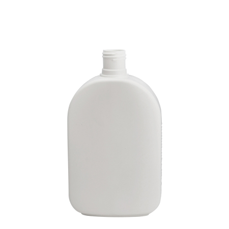 375ml White Flask Unfitted (24mm)