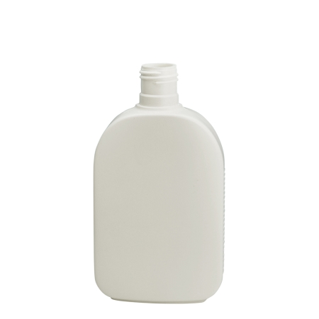 250ml White Flask Unfitted (24mm)