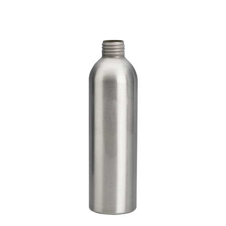 250ml Aluminium Btl Unfitted (24mm)