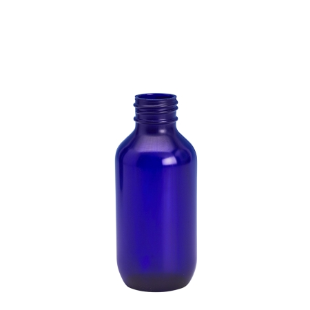 100ml Blue Prem Btl Unfitted (24mm)