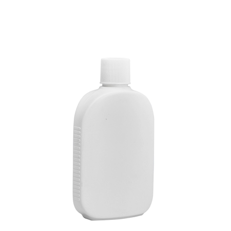 125ml White Flask & 20mm White Coneseal