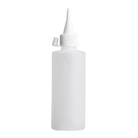 125ml Natural Prem Btl & 20mm White Prem Spout