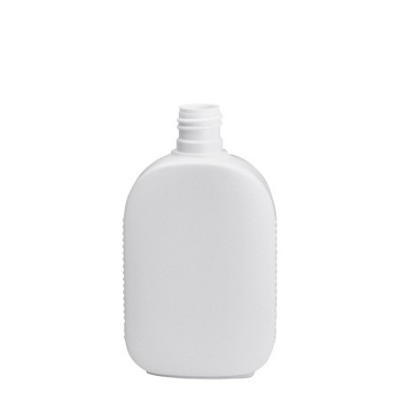 125ml White Flask Unfitted (20mm)