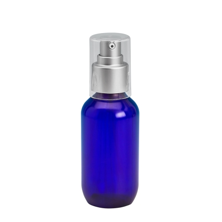 100ml Blue Prem Btl & 24mm Brush-Alum Cos Lotion