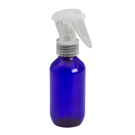 100ml Blue Prem Btl & 24mm Natural Trigger Spray