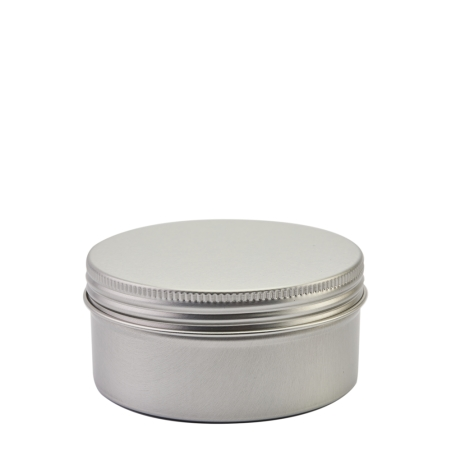 150g Aluminium Pot & Alum Screw Cap