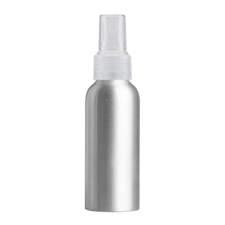 100ml Aluminium Btl & 24mm Natural Mist